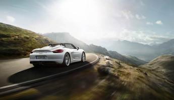 Porsche Boxter Spyder 5
