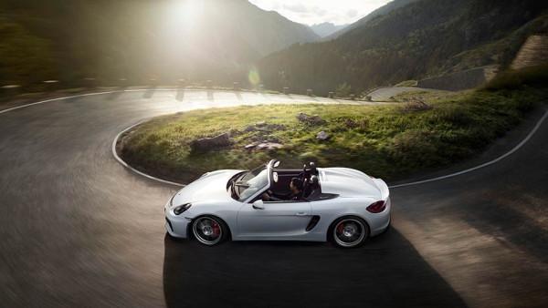 Porsche Boxter Spyder 9