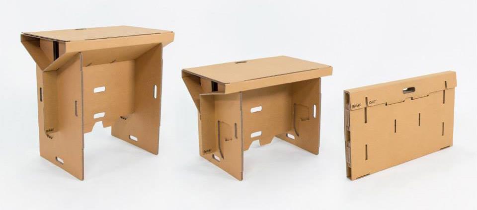 Refold-Cardboard-Standing-Desk-1