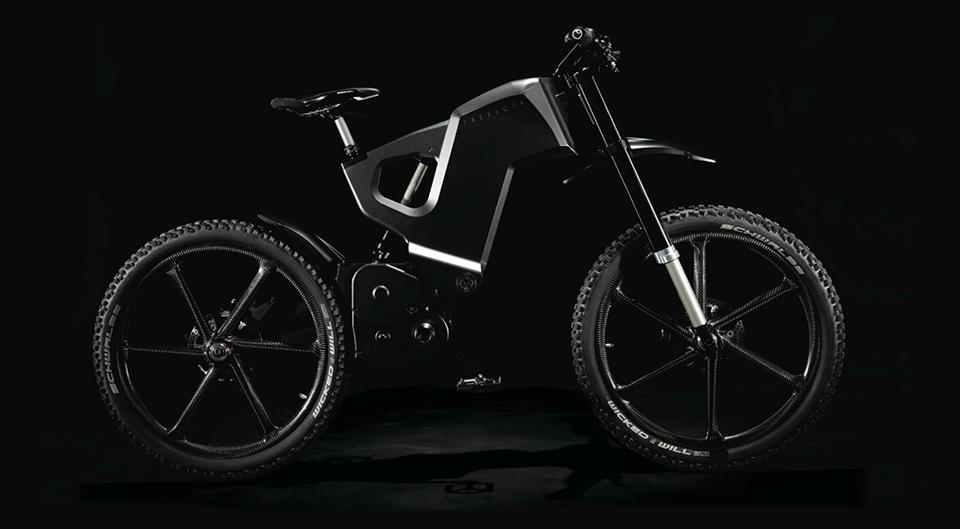 Trefecta DRT Electric Dirt Bike 1