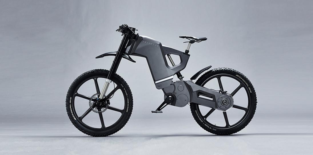 The Trefecta DRT E-Bike is a Bond Villain's Electric BMX