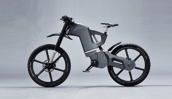 The Trefecta DRT E-Bike is a Bond Villain's Electric BMX