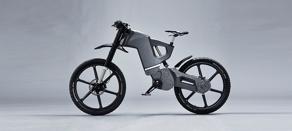 The Trefecta Drt E Bike Is A Bond Villain S Electric Bmx