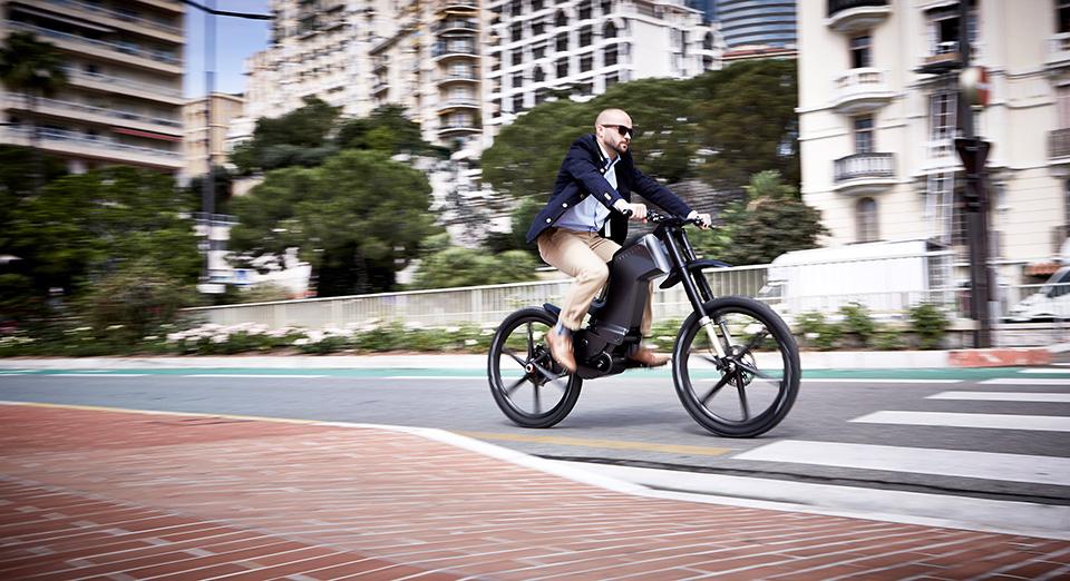 Trefecta DRT Electric Dirt Bike 4