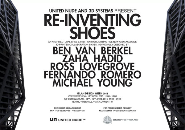 United Nude 3D Printed Shoes 6
