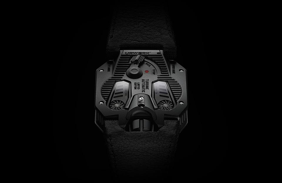 Urwerk 105TA Watch 2