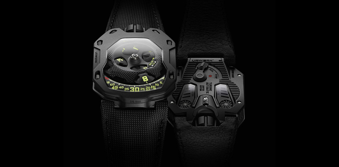 Urwerk 105TA Watch 3