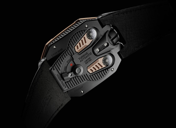 Urwerk 105TA Watch 4 600x439 The Urwerk 105TA Watch is Probably Powered by Magic