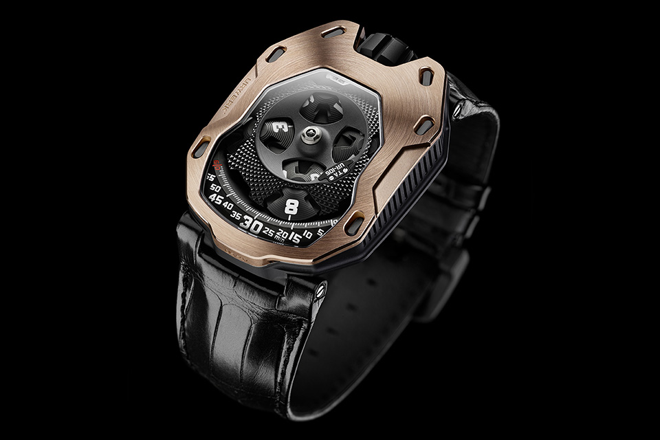 Urwerk 105TA Watch 6