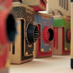 Cardboard Gadget Design: Viddy Pinhole Camera 2