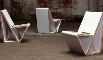 Cardboard Design Furniture and Fun: Vouwwow
