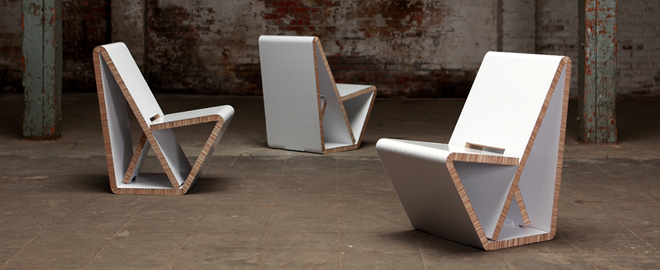 Vouwwow Cardboard Chair 3 Creative Cardboard: 10 Revolutionary Cardboard Furniture and Gadget Designs