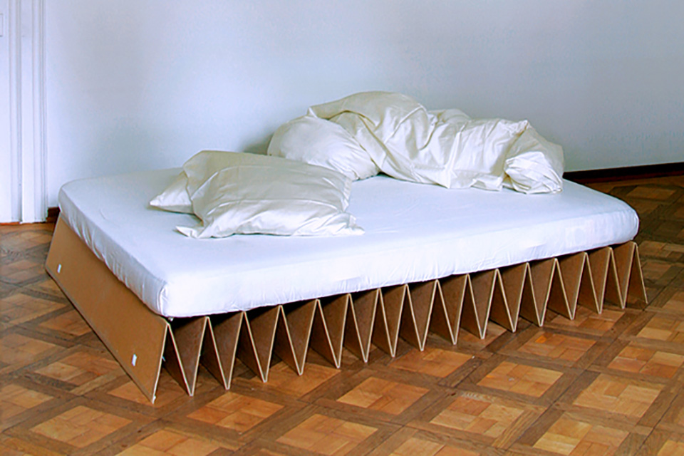 itbed Cardboard Bed 1