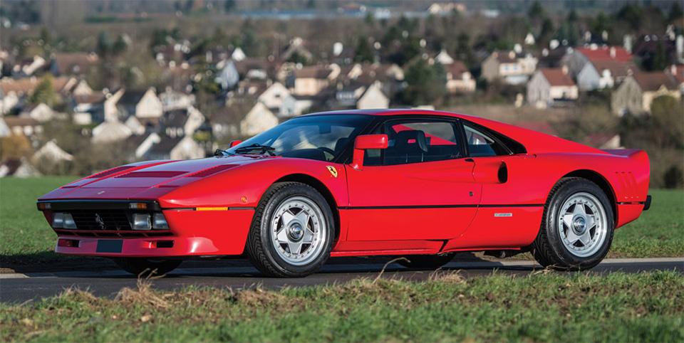 1985 Ferrari 288 GTO 3