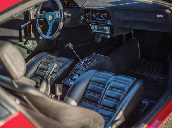 1985 Ferrari 288 GTO 6 600x449 This is what a $2,000,000 Ferrari looks like. Meet the Cult Favorite 1985 Ferrari 288 GTO