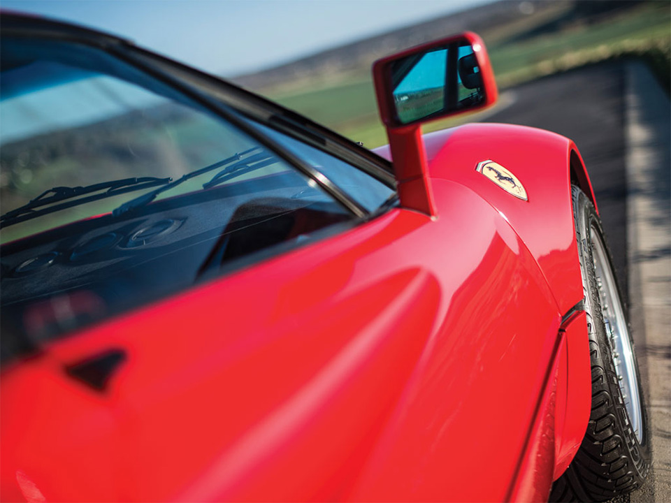 1985 Ferrari 288 GTO 9