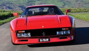 1985 Ferrari 288 GTO hero
