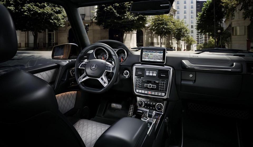 2016 Mercedes Benz G Class 10
