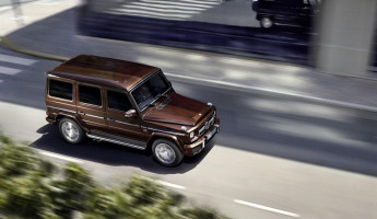 2016 Mercedes Benz G Class 6 345x200 Is There Such a Thing as Too Much Power? The New G Class Tests Twin Turbos Off Road
