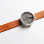22 Design Studio 4th Dimension Concrete Wrist Watch 3