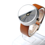 22 Design Studio 4th Dimension Concrete Wrist Watch 5