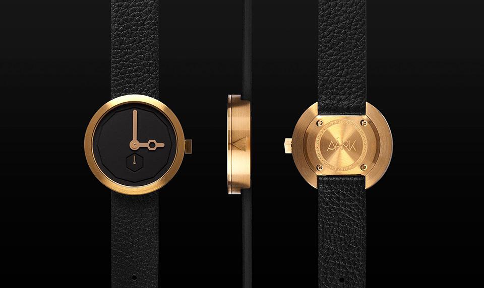 AARK Classic Amber Watch 2