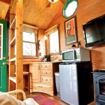 AirBNB Tree Houses - Chicago Vacation Rental Treehouse 2