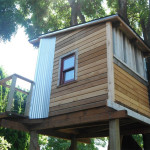 AirBNB Tree Houses - Portland Vacation Rental Treehouse 1