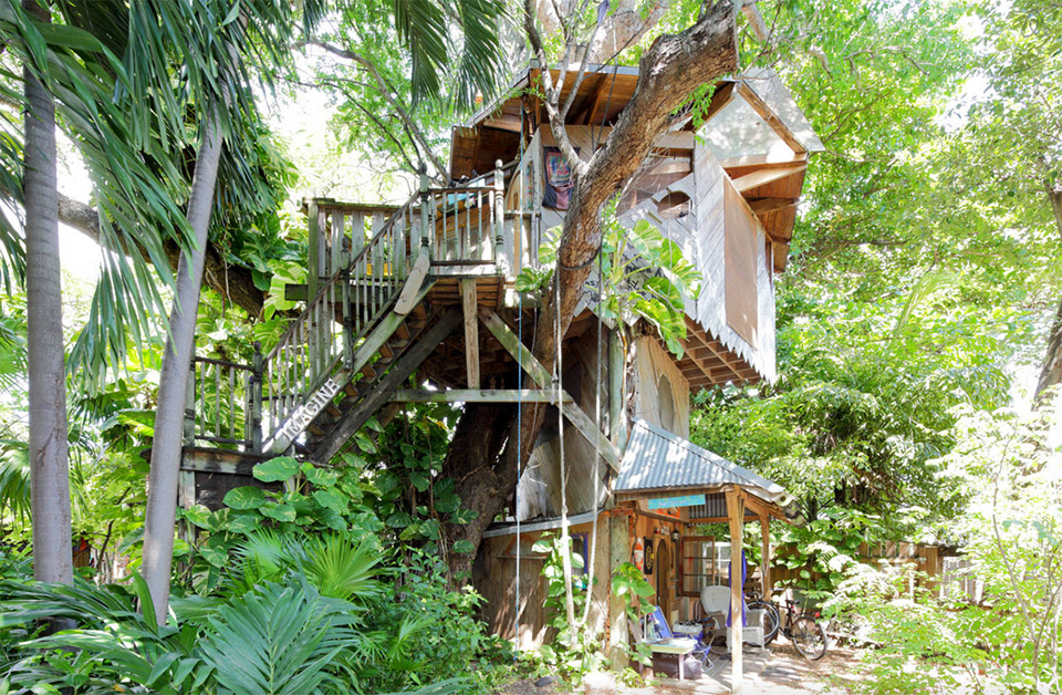AirBNB TreeHouses – Miami Vacation Rental Treehouse and Organic Farm 1
