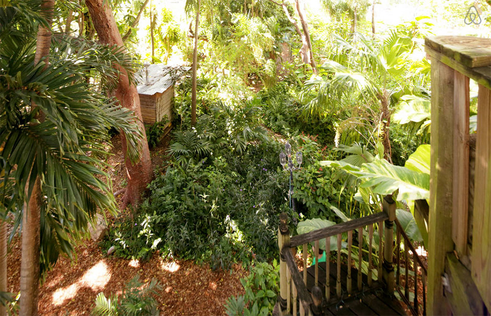 AirBNB TreeHouses – Miami Vacation Rental Treehouse and Organic Farm 3