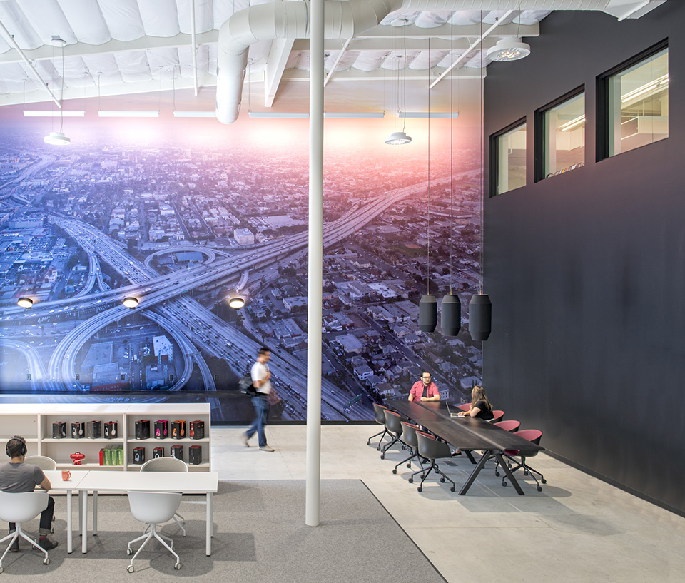 Beats By Dre Office Design by Bestor Architecture 2