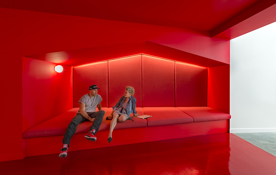 Beats By Dre Office Design by Bestor Architecture 3