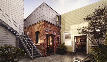 Brick House Restoration by Christi Azevedo 1
