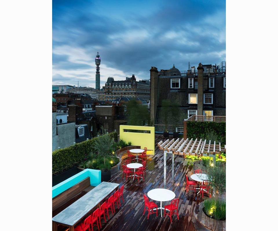 Coca Cola London Office Design by MoreySmith 3