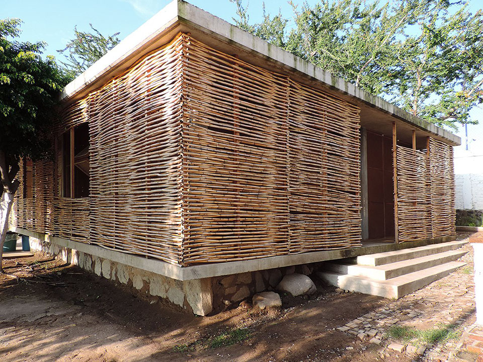 Community-Built Architecture for Mexican Institute for Community Development 1