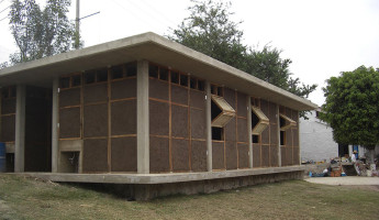 Community-Built Architecture for Mexican Institute for Community Development 12