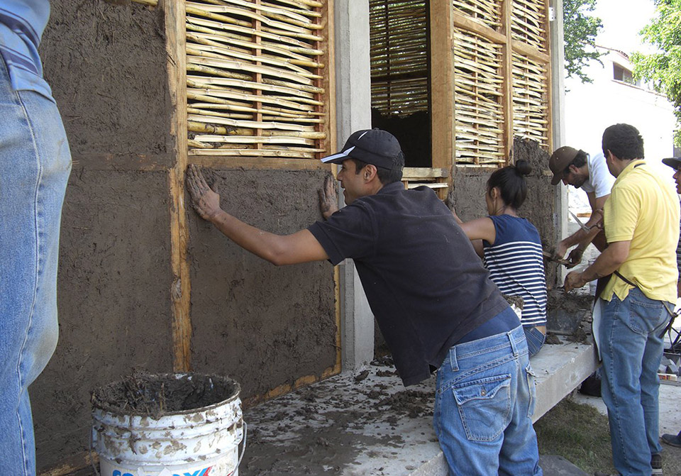 Community-Built Architecture for Mexican Institute for Community Development 2