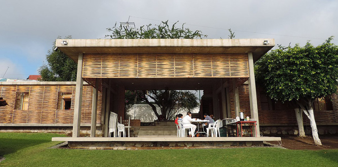 Community-Built Architecture for Mexican Institute for Community Development 5