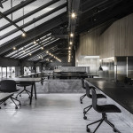 Flamingo Shanghai Office Design by Neri and Hu Design 1