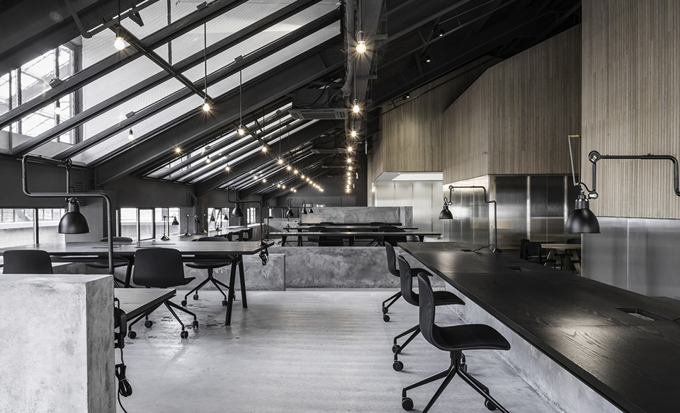 Work is beautiful in these 10 inspiring modern office designs for Design consultancy amsterdam