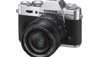 Fujifilm X-T10 Professional Compact Camera 1