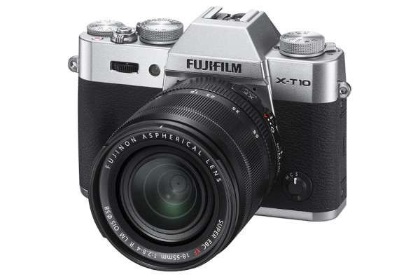 Fujifilm X T10 Professional Compact Camera 1 600x398 All Hail the New Travel Camera King: the Fujifilm X T10 is Affordably Awesome