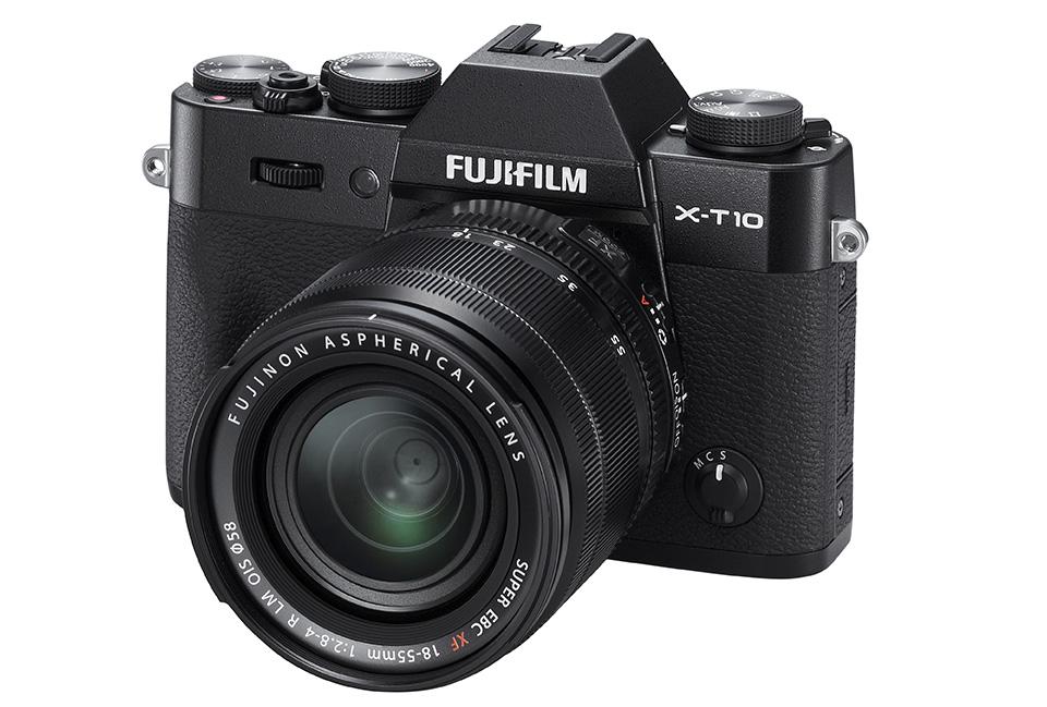 Fujifilm X-T10 Professional Compact Camera 4