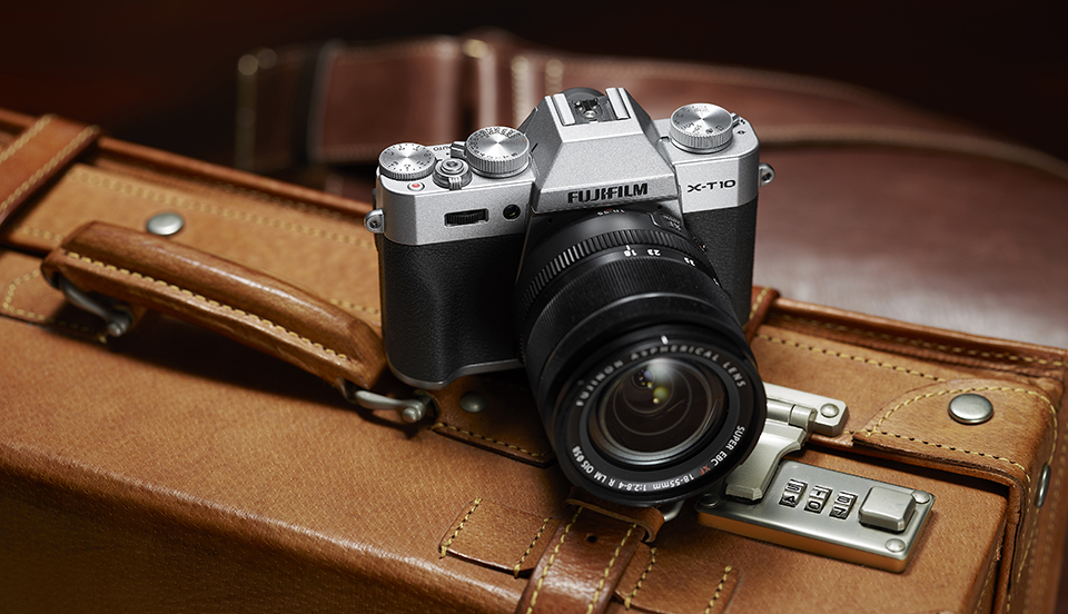 Fujifilm X-T10 Professional Compact Camera 6