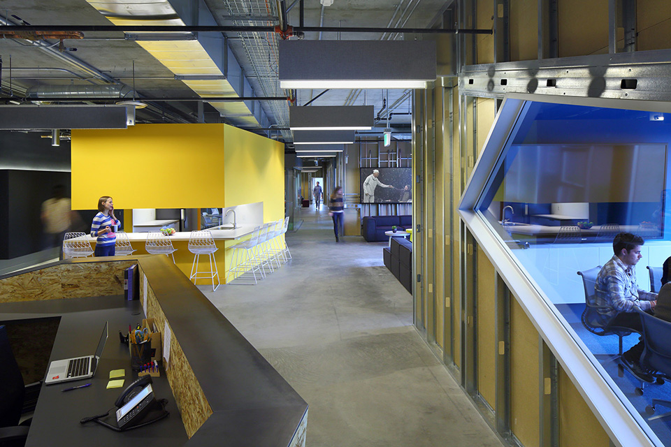 Funny or Die Office Design West Hollywood by Clive Wilkinson Architects 3