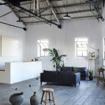 Gangsters Warehouse Office Design by NaturalBuild 1
