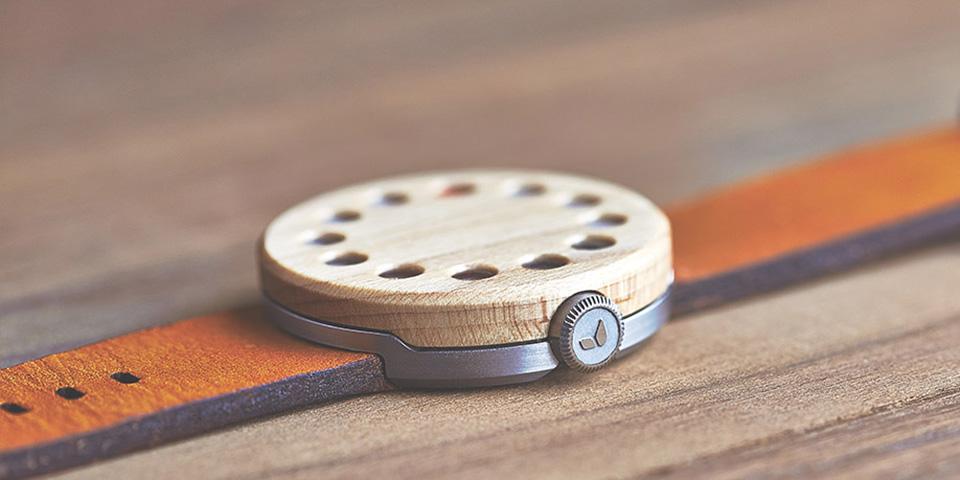 Grovemade Wood Watch 2
