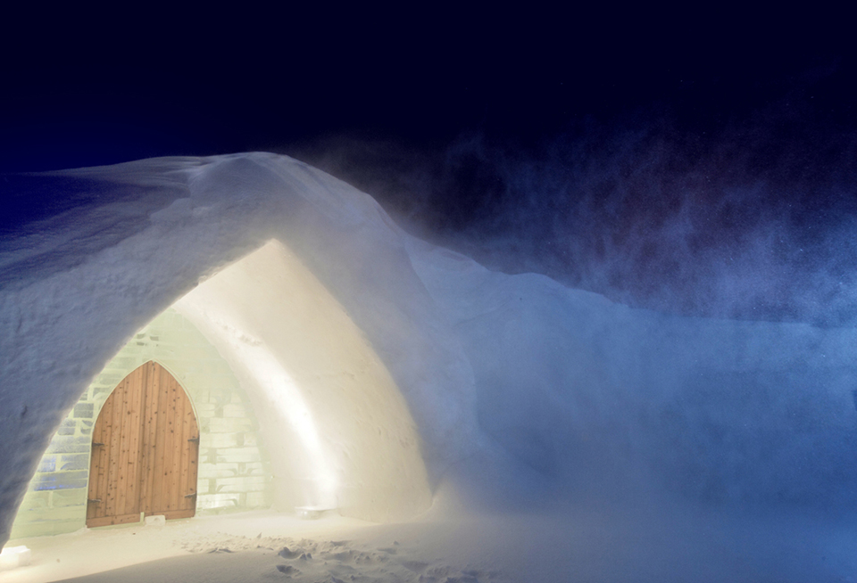 Hôtel de Glace – Ice Hotel Quebec 2