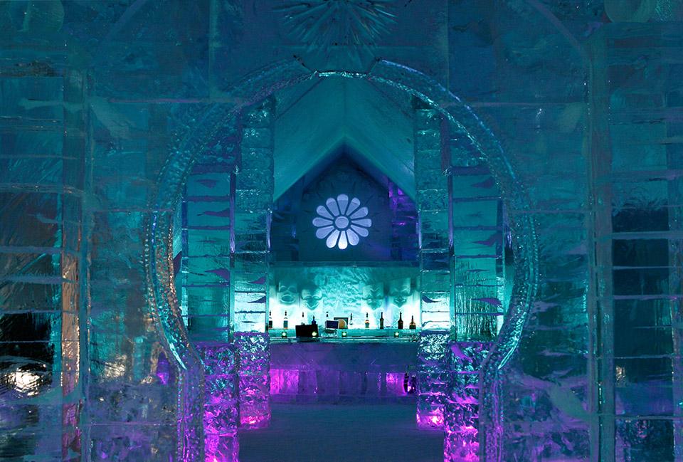 Hôtel de Glace – Ice Hotel Quebec 3
