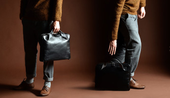 Hard Graft Atelier Assembly Briefcase 1